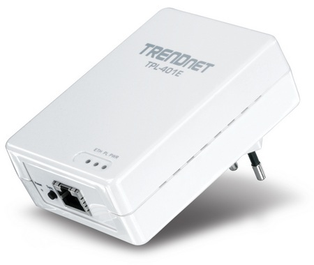 Trendnet-tpl-401e-500mbps-powerline-av-adapter