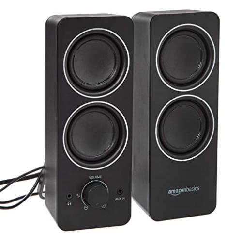 Amazon Basics PC Speakers
